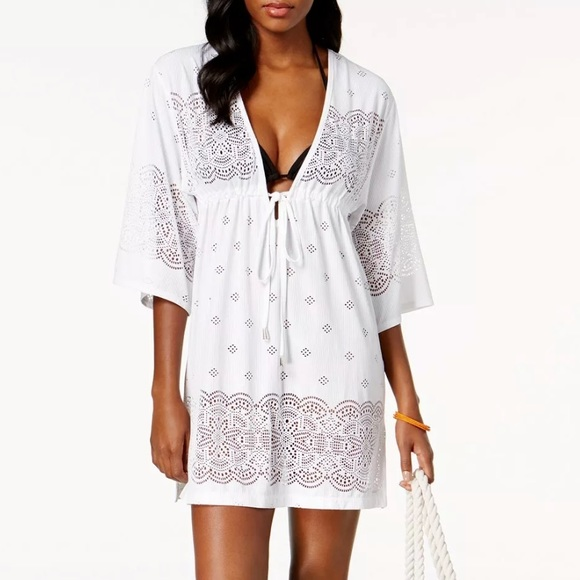 115f8b9382 Dotti Free Spirit Kimono Cover Up Swimsuit